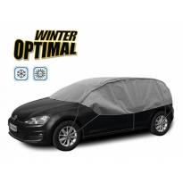 Покривало Kegel серия Optimal за таван и прозорци размер M-L сиво за хечбек