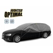 Покривало Kegel серия Optimal за таван и прозорци размер L-XL сиво за хечбек/комби