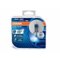Комплект 2 броя халогенни крушки Osram H4 Cool Blue Boost 12V, 100/90W, P43t