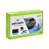 Парктроник система Valeo Park/Vision™ с дисплей и камера за задно виждане с 4 датчика