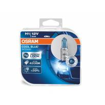 Комплект 2 броя халогенни крушки Osram H1 Cool Blue Intense 12V, 55W, P14.5s