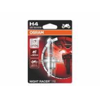 Халогенна крушка Osram H4 Moto Night Racer 110 12V, 60/55W, P43t, 1 брой