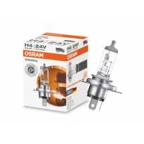 Халогенна крушка Osram H4 Original 24V, 75/70W, P43t, 1 брой