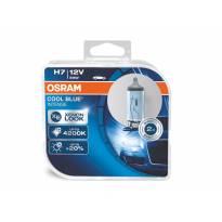 Комплект 2 броя халогенни крушки Osram H7 Cool Blue Intense 12V, 55W, PX26d