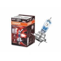 Халогенна крушка Osram H7 Night Breaker Laser 12V, 55W, PX26d, 1 брой