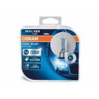 Комплект 2 броя халогенни крушки Osram H11 Cool Blue Intense 12V, 55W, PGJ-19-2