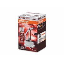 Ксенонова лампа Osram D1S Xenarc Night Breaker Laser +200% 85V, 35W, PK32d-2, 3200lm, 1 брой в кутия