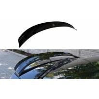 Добавка Maxton Design за спойлер за багажник на Skoda Octavia mk3 RS седан 2013-2019, черен лак