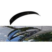 Добавка Maxton Design за спойлер за багажник на Skoda Octavia mk3 RS седан 2013-2019, цвят карбон