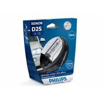 Ксенонова лампа Philips D2S White Vision 85V, 35W, P32D-2 1бр.