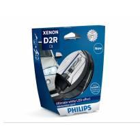 Ксенонова лампа Philips D2R White Vision 85V, 35W, P32D-3 1бр.