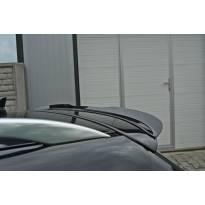 Спойлер Maxton Design тип S4, S-Line за багажник на Audi A4 B7 Avant 2004-2007, черен лак