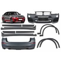 M technik пакет за BMW X4 F26 2014-2018 година