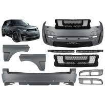 Hamann пакет за Land Rover Range Rover Vogue след 2013 година