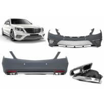 AMG пакет тип S65 за Mercedes S класа W222 2013-2017