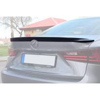 Спойлер за багажник тип F-sport за Lexus IS седан след 2014 година