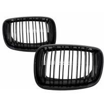 Бъбреци черен лак за BMW X5 E70/X6 E71 2007-2014 година