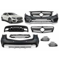 AMG пакет тип GLA 63 за Mercedes GLA X156 2014-2016 година