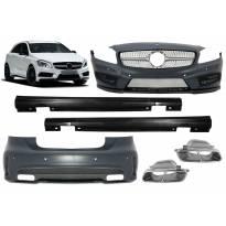 AMG пакет тип A45 за Mercedes A класа W176 2012-2018