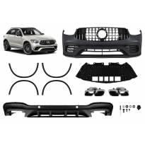 AMG пакет тип GLC63 за Mercedes GLC SUV X253 след 2020 година