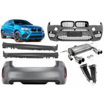 M technik пакет за BMW X6 F16 2014-2019