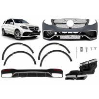 AMG пакет тип 63 за Mercedes GLE W166 2015-2019