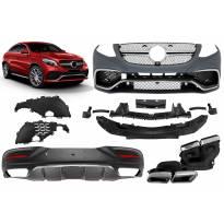 AMG пакет тип 63 за Mercedes GLE купе C292 след 2015 година