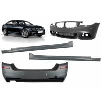 M technik пакет за BMW серия 5 F10 седан 2014-2016 година