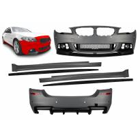 M Performance пакет за BMW серия 5 F10 2014-2016 година