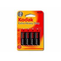 Комплект алкални батерии Kodak Zing 1.5V тип AA 4 броя