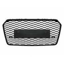 Черен лак решетка тип RS за Audi A7 4G 2015-2017