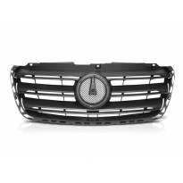 Черен мат решетка тип Sport за Mercedes Sprinter W907 след 2018 година