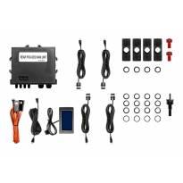 Парктроник система Parkmatic с 4 датчика черни и LCD дисплей
