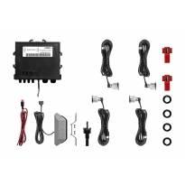 Парктроник система Parkmatic с 4 датчика черни и LED дисплей