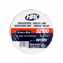 PVC изолационна лента HPX тип VDE 19mm/20m бяла