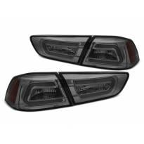 Комплект тунинг LED стопове за Mitsubishi Lancer 8 седан 2008-2011, ляв и десен