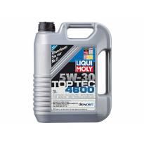 Синтетично моторно масло Liqui Moly серия TOP TEC 4600 5W30, 5L