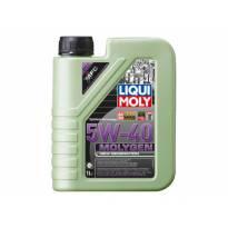 Синтетично моторно масло Liqui Moly Molygen 5W40, 1L