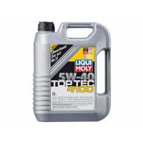 Синтетично моторно масло Liqui Moly серия TOP TEC 4100 5W40, 5L