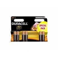 Комплект алкални батерии Duracell Duralock 1.5V тип AA 6 броя