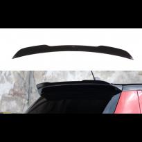 Добавка Maxton Design за спойлер за багажник на Skoda Fabia Rs 2010-2014, черен мат