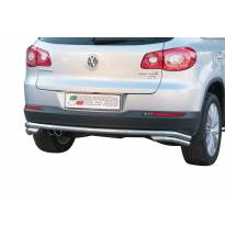Двоен заден протектор Misutonida за VW Tiguan 2008-2011