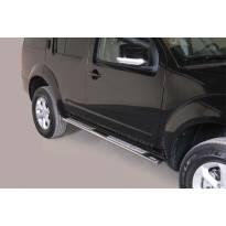 Овални дизайнерски степенки Misutonida за Nissan Pathfinder след 2011 година