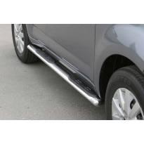 Овални степенки Misutonida със стъпала за Daihatsu Terios CX/SX 2006-2009