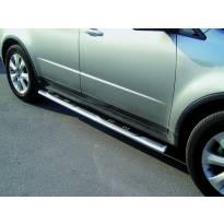 Овални степенки Misutonida със стъпала за Subaru Tribeca 2006-2007