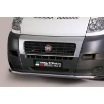 Ролбар Misutonida по цялата дължина на бронята за Fiat Ducato 2006-2013