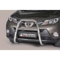 Висок ролбар Misutonida за Toyota Rav 4 след 2013 година