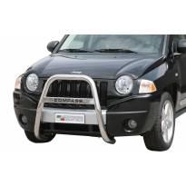 Висок ролбар Misutonida с лого за Jeep Compass 2007-2010