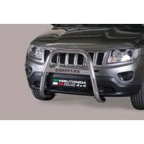 Висок ролбар Misutonida с лого за Jeep Compass след 2011 година