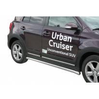 Странични протектори Misutonida за Toyota Urban Cruiser след 2009 година с метални капачки